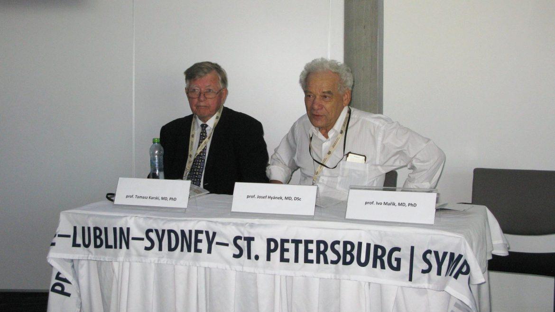21. Symposia Praha-Lublin-Sydney-St. Petersburg